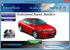 MANUAL DE TALLER Y REPARACION PROFESIONAL MAZDA 6 2004-2008 Mazda 6, Journey, Car, Atelier, Automobile, The Journey, Vehicles, Autos