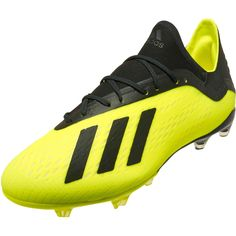 Team Mode pack adidas Buy yours now from SoccerPro. Adidas Soccer Boots, Adidas Football, Soccer Shoes, Football Boots, Soccer Cleats, Yellow Black, Black And White, Ronaldo, Solar