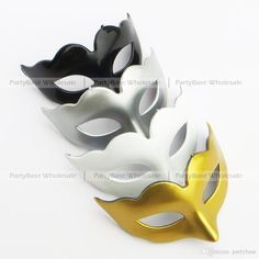 "Plain Masks To Decorate Mini Mardi Gras Masquerade Masks  2""x1"" Mask Confetti  Many"