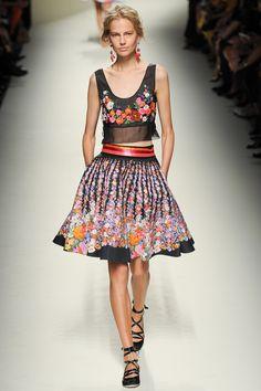 Mixed Bouquet - Florals - Fashion Trend Spring/Summer 2014 (Vogue.com UK)