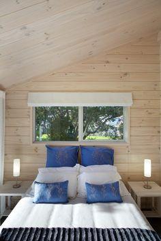 Beach House Bedroom, Home Bedroom, Master Bedroom, Bedrooms, Design Homes, House Design, Lavender Cottage, Wood Walls, Ceilings