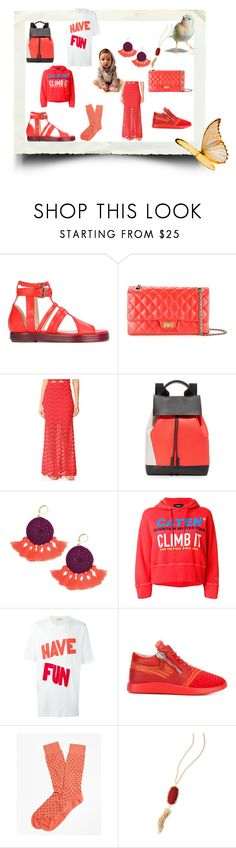"""""""go shopping"""" by emmamegan-5678 ❤ liked on Polyvore featuring E L L E R Y, Chanel, Nightcap, Marni, Shashi, Dsquared2, Faith Connexion, Giuseppe Zanotti, Brooks Brothers and Kendra Scott"""