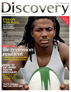 Discovery - March 2012  #MagazineCover Pregnancy Eating, Magazine Covers, Discovery, March, African, How To Get, Mac