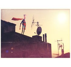 Rooftops - James Lancett | Animation & Illustration