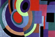 Icare de Sonia Delaunay (Sarah Ilinitchna Stern) (1885-1979, Ukraine)
