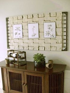 Things to make with old baby cribs
