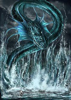 Water Dragon (mythology)