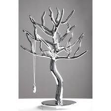 Silver jewellery tree