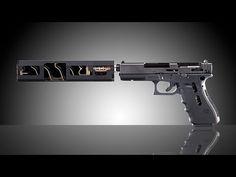 Texas Gun Dealer 3D Prints a Plastic Silencer - 3DPrint.com