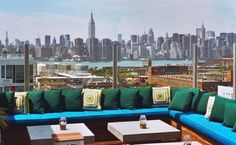 The 7 Best Rooftop Bars in Brooklyn