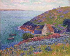 Henry-Moret-Port-Manech-1896.jpg (720×580)
