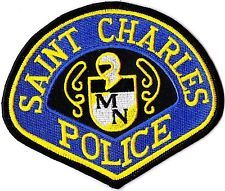 Saint Charles Police Minnesota patch