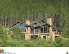 Mountain Home Exteriors - Traditional - Exterior - Other Metro - bhh Partners Planners / Architects