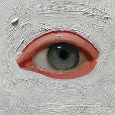 Painting by Emilio Villalba Painting Inspiration, Art Inspo, Gcse Art Sketchbook, Illustration Art, Illustrations, Photography Illustration, Eye Art, Art Design, Graphic Design