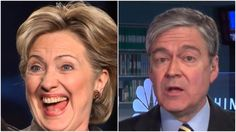 Emails Reveal CNBC's John Harwood Giving Assistance To Clinton Before And After Moderating GOP Debate - BB4SP