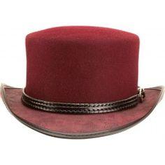Danbury by hat maker Lee Watrous  http://www.headnhome.com