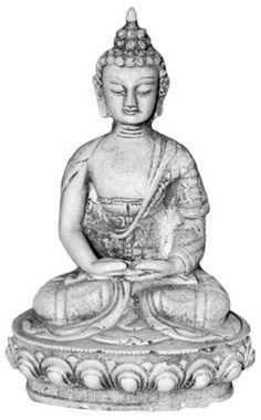 Betónová postavička B 02 Buddha, Statue, Art, Art Background, Kunst, Performing Arts, Sculptures, Sculpture, Art Education Resources