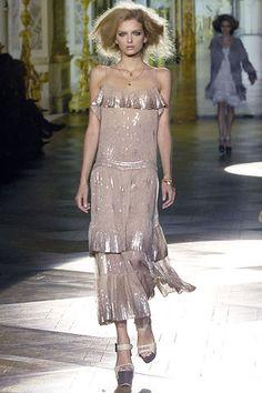 Roberto Cavalli Spring 2008 Ready-to-Wear Fashion Show - Natasha Poly