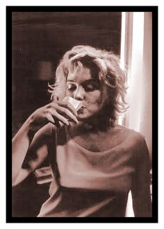 Private photography of Marilyn Monroe !