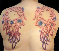 All rights belong to Rachel Gilbert, tattoo artist.