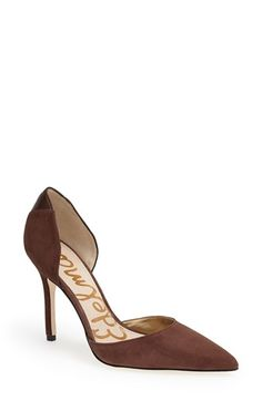 Sam Edelman 'Delilah' d'Orsay Pump (Women) available at #Nordstrom