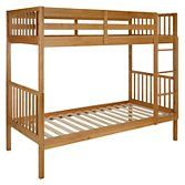 Buy John Lewis & Partners Morgan Story Time Bunk Bed, Oak from our Beds range at John Lewis & Partners. Bunk Bed Sets, Bunk Beds, Story Time, Solid Oak, 6 Years, John Lewis, Mattress, Told You So, Home And Garden