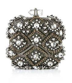 paris haute couture: Marchesa Purses Fall 2012 -Gorgeous!