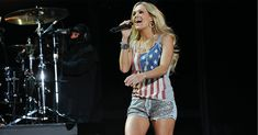 Check out the top five times Carrie Underwood's long legs were too hot to handle