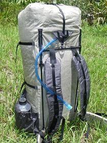 ZPacks.com Cuben Fiber Ultralight Packs.  My pack weighs 7 ounces - I just don't do heavy anymore.