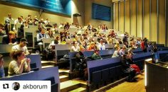 #Repost @akborum  Quite a crowd gathered to hear from our programme director and myself about our uni programme: 'Advanced Master of Science in International Relations and Diplomacy' here at the Wijnhaven building for the Leiden University Masters Day nice to see such massive interest in what we do here!   #instamoment #instapic #instadaily #picoftheday #hdr #MIRD #masters #msc #uni #publicspeaking #presentation #university #leidenuniversity #internationalrelations #IRSA #diplomacy…