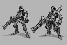 Graves Rough Concepts - 1