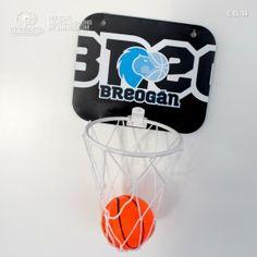 """Canasta CBB. - Canasta de """"Club Baloncesto Breogán"""" en PVC, tamaño 20 x 16cm. Club, Website, Basketball"""