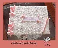 Butterfly Wedding Guestbook