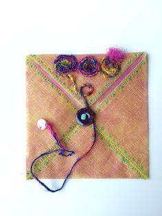 Enveloppe cadeaux - enveloppe originale - enveloppe de noel : Emballages cadeaux par les3sardines