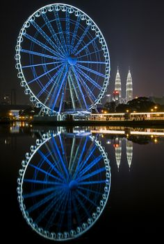 Eye on Malaysia Ferris Wheel | Kuala Lumpur, Malaysia