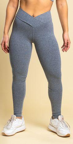 Boombody+V-waist+leggingsit+harmaa Parachute Pants, Sweatpants, Fitness, Fashion, Moda, Fashion Styles, Fashion Illustrations