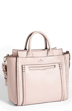 I've never fallen in love with a bag before.. and of course my first time has to be 478 dollars worth!  kate spade new york 'claremont drive - marcella' crossbody tote | Nordstrom