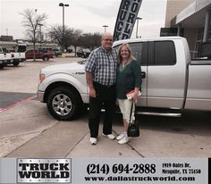 Congratulations to Boley  Thomas on your #Ford #F-150 purchase from Jason  Thies at Dallas Truck World! #NewCar
