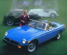 MGB Roadster | by Auto Clasico