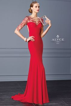 Alyce Black Label 5705  Alyce Paris Black Label Mother of the Bride, Houston TX, T Carolyn, Formal Wear, Evening Dresses, Plus Sizes, Margarita Ball in Dallas, Gowns