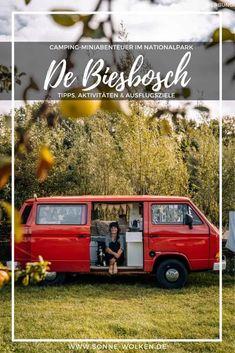 De Biesbosch Nationalpark – Camping in Europas größtem Süßwassergezeitengebiet