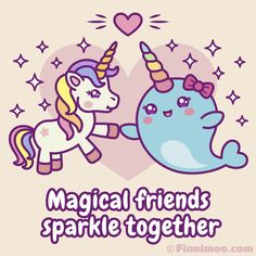 Unicorn Memes, Unicorn Art, Cute Unicorn, Baby Unicorn, Funny Unicorn Quotes, Cute Kawaii Animals, Cute Animal Drawings Kawaii, Cartoon Drawings, Narwhal Pictures