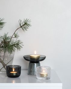 Iittala Nappula, Valkea and Kastehelmi. Styling and photo by anu Reinson Scandi Christmas, Winter Christmas, Xmas, Wedding Decorations, Christmas Decorations, Beautiful Candles, Take Me Home, Cozy Blankets, Time Of The Year