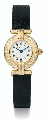 Cartier Watch| lot | Sotheby's ♥≻★≺♥ My idea for my 50th birthday gift xx
