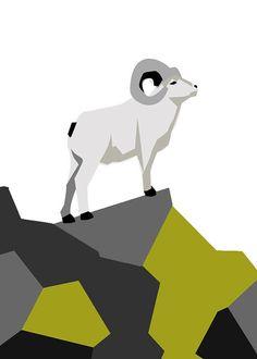 low poly sheep mountain - Пошук Google