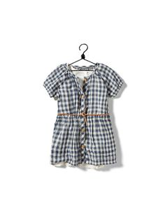 checked shirt dress - Dresses - Baby girl (3-36 months) - Kids - ZARA United States