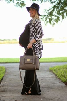 Bumpstyle, maternity fashion, wiw, ootd, boho chic maternity outfit.