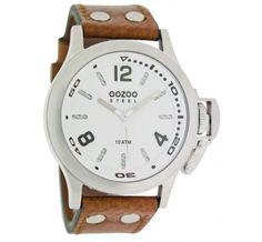 Chronograph, Steel, Watches, Leather, Accessories, Fashion, Moda, Wristwatches, Fashion Styles