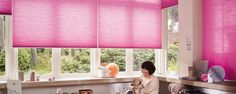 Duette Shades - help keep your home warm