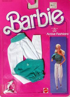 1985 B Active Fashions #2186